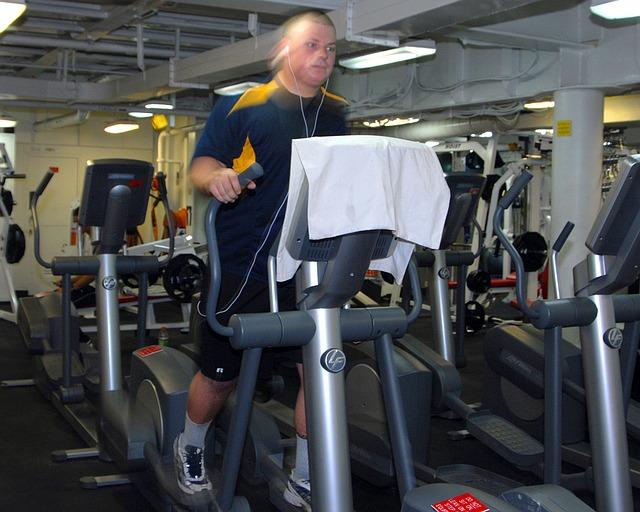 crosstrainer træningsmaskine